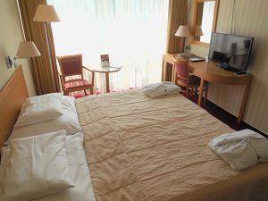 Izba Štandard, Hotel Balnea Palace, Kúpele Piešťany