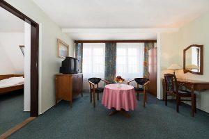 Izba Štandard, Hotel Smaragd, Kúpele Piešťany
