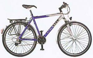 Prenájom bicyklov Topoľčianky