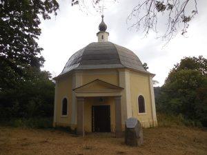 Morová kaplnka nad Hronským Beňadikom