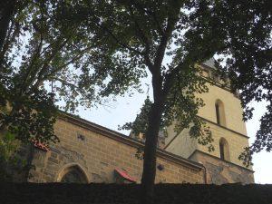 Kláštor v Hronskom Beňadiku