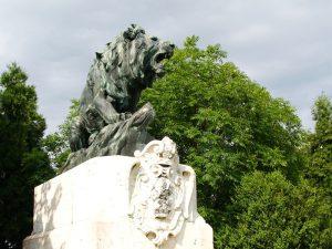 Lev vo Veľkých Vozokanoch